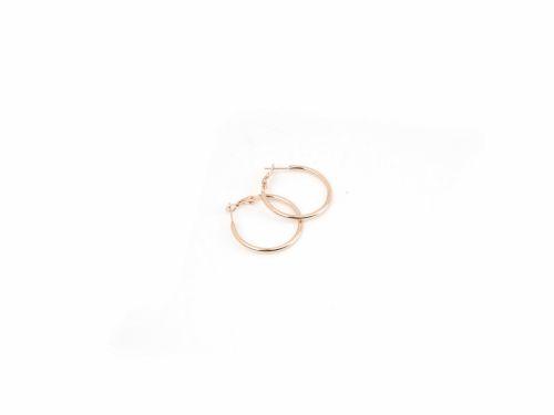 Κρίκος Rose Gold 30mm